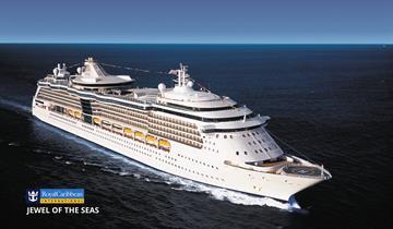 USA, Dominikánská republika, Bahamy ze San Juan na lodi Jewel of the Seas