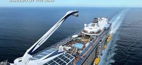 Kanada, USA z Vancouveru na lodi Ovation of the seas