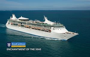 USA, Mexiko z Galvestonu na lodi Enchantment of the Seas