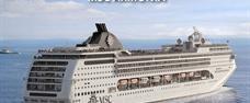 Mexiko, Kuba, Jamajka, Kajmanské ostrovy z Havany na lodi MSC Armonia