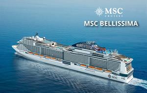 Francie, Itálie, Malta, Španělsko z Marseille na lodi MSC Bellissima