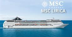 Spojené arabské emiráty, Omán z Dubaje na lodi MSC Lirica