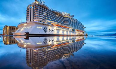 USA, Svatý Martin, Bahamy, Kajmanské ostrovy, Mexiko z Miami na lodi MSC Seaside ****