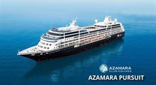 Argentina, Uruguay, Chile z Buenos Aires na lodi Azamara Pursuit