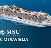 Itálie, Malta, Španělsko z Janova na lodi MSC Meraviglia