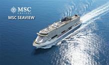Itálie, Malta, Španělsko z Janova na lodi MSC Seaview