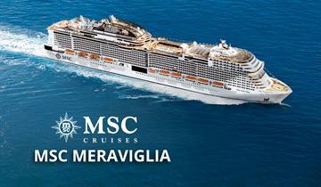 USA, Bahamy z Miami na lodi MSC Meraviglia