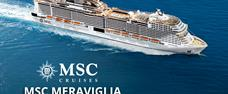 Itálie, Malta, Španělsko, Francie z Palerma na lodi MSC Meraviglia