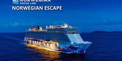USA,, Bahamy z New Yorku na lodi Norwegian Escape