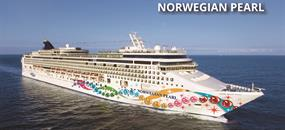 USA, Kajmanské ostrovy, Aruba, Bonaire, Svatá Lucie, Svatý Kryštof a Nevis z Tampy na lodi Norwegian Pearl