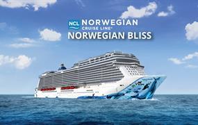 USA, Mexiko na lodi Norwegian Bliss