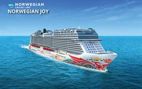 USA, Mexiko na lodi Norwegian Joy