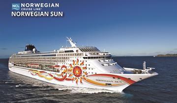 USA, Kuba na lodi Norwegian Sun
