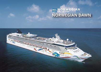 , Kanada, USA z Quebecu na lodi Norwegian Dawn ****