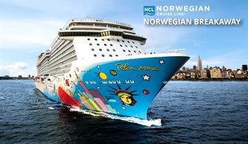 USA, Bahamy z Miami na lodi Norwegian Breakaway