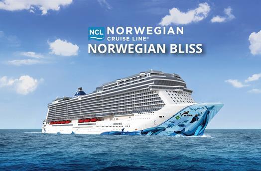 USA, Kanada ze Seattlu na lodi Norwegian Bliss ****+