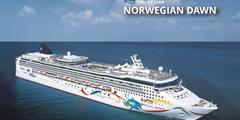 USA, Belize, Mexiko z Miami na lodi Norwegian Dawn