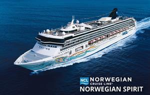 , Velká Británie, Irsko ze Southamptonu na lodi Norwegian Spirit
