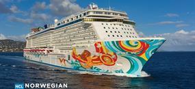 USA, Mexiko, Honduras, Belize z New Orleans na lodi Norwegian Getaway