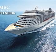 Portugalsko, Španělsko, Francie, Itálie z Lisabonu na lodi MSC Splendida