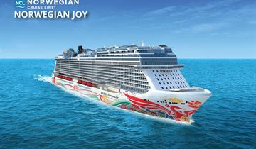 USA, Kanada na lodi Norwegian Joy
