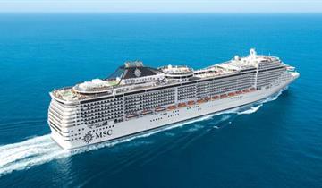 Portugalsko, Španělsko, Francie, Itálie z Lisabonu na lodi MSC Divina