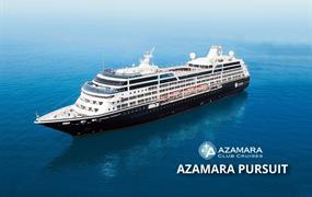 Argentina, Uruguay, Chile, Peru z Buenos Aires na lodi Azamara Pursuit