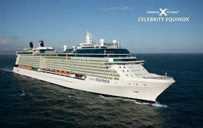 USA, Britské Panenské ostrovy, Bahamy na lodi Celebrity Equinox