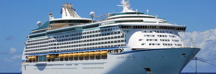 USA, Mexiko z Galvestonu na lodi Adventure of the Seas