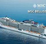 Itálie, Francie, Španělsko z Barcelony na lodi MSC Bellissima ****