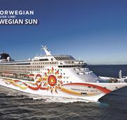 USA, Mexiko na lodi Norwegian Sun