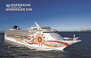 USA, Mexiko na lodi Norwegian Sun