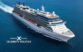 USA, Kanada ze Seattlu na lodi Celebrity Solstice