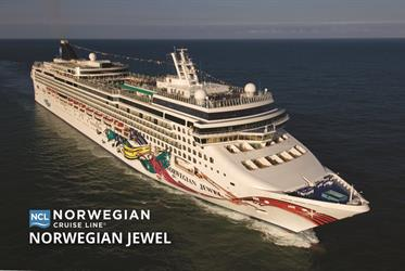 Kanada, USA na lodi Norwegian Jewel