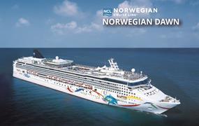 Itálie, Černá Hora, Řecko, Chorvatsko z Benátek na lodi Norwegian Dawn