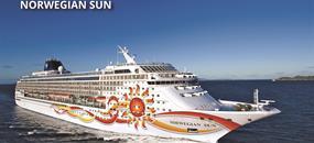 USA, Bahamy, Mexiko na lodi Norwegian Sun