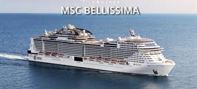 Itálie, Španělsko z Janova na lodi MSC Bellissima