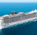 Francie, Španělsko, Itálie z Marseille na lodi MSC Divina ****
