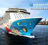 USA, Dominikánská republika, Bahamy z Miami na lodi Norwegian Breakaway ****+