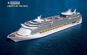 USA, Mexiko, Honduras z Galvestonu na lodi Liberty of the Seas