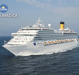 Itálie, Španělsko, Francie ze Savony na lodi Costa Magica ****