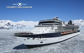 USA, Kanada na lodi Celebrity Millennium