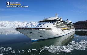 USA, Kanada na lodi Radiance of the Seas