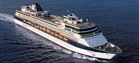 USA, Barbados, Svatá Lucie, Antigua a Barbuda, Svatý Kryštof a Nevis ze San Juan na lodi Celebrity Summit