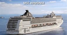 USA, Bahamy, Jamajka, Kajmanské ostrovy z Miami na lodi MSC Armonia