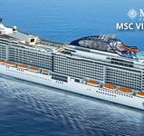 Španělsko, Francie, Itálie z Barcelony na lodi MSC Virtuosa ****