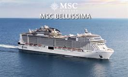 Spojené arabské emiráty z Dubaje na lodi MSC Bellissima