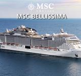 Japonsko, Čína na lodi MSC Bellissima ****