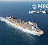 Velká Británie, Korunní závislé území Velké Británie ze Southamptonu na lodi MSC Magnifica ****