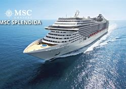 Španělsko, Francie, Itálie z Barcelony na lodi MSC Splendida